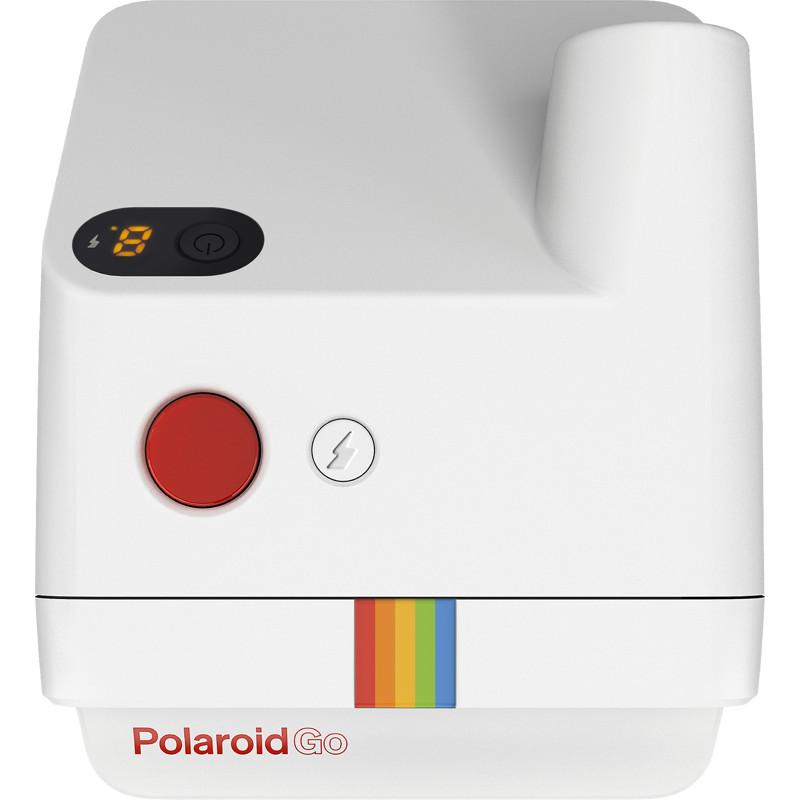 Polaroid Go, valge