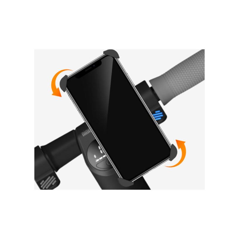 Segway Ninebot telefonihoidik, must