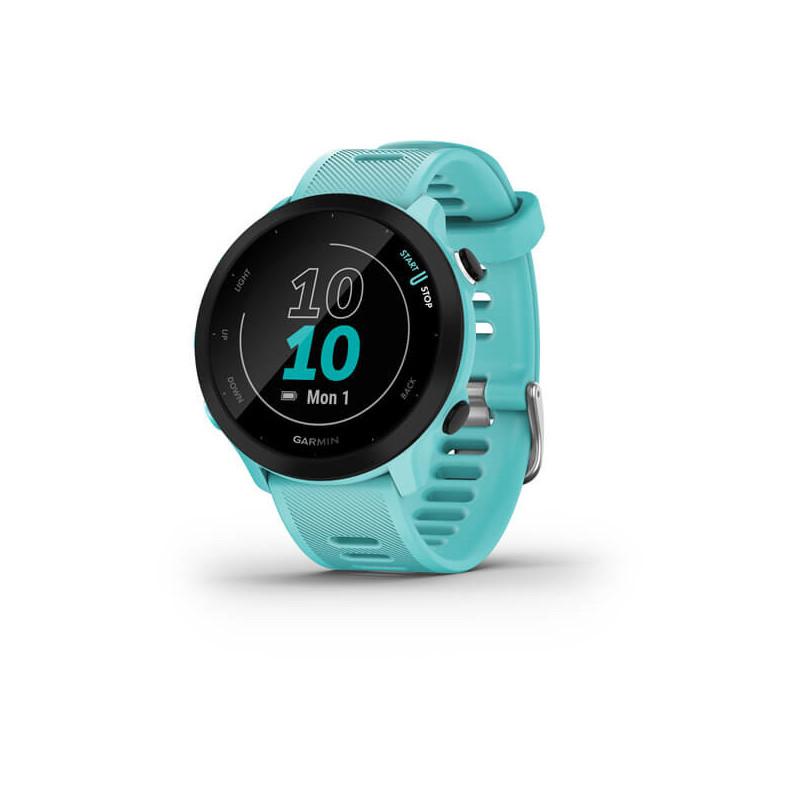 Garmin Forerunner 55 GPS, aqua