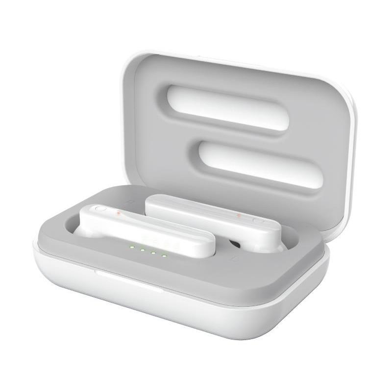 Trust juhtmevabad kõrvaklapid Primo Touch BT, valge