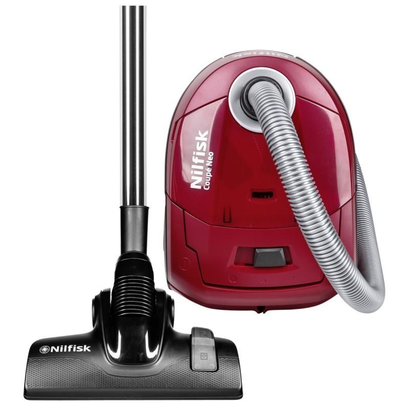 Dejlig Nilfisk vacuum cleaner Coupe Neo Energy, red - Vacuum cleaners BI-64