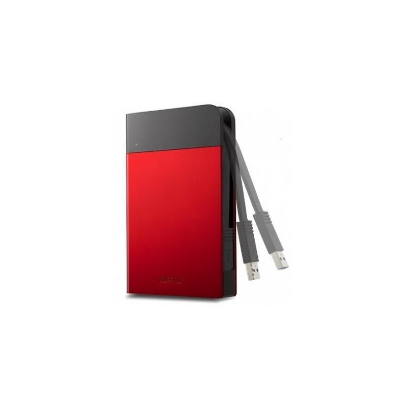 Buffalo external HDD 1TB MiniStation Extreme USB 3 0, red