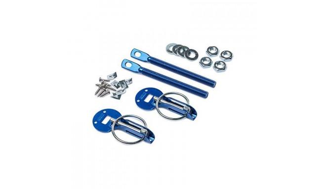 Bonnet lock OMP EB/492/B Blue