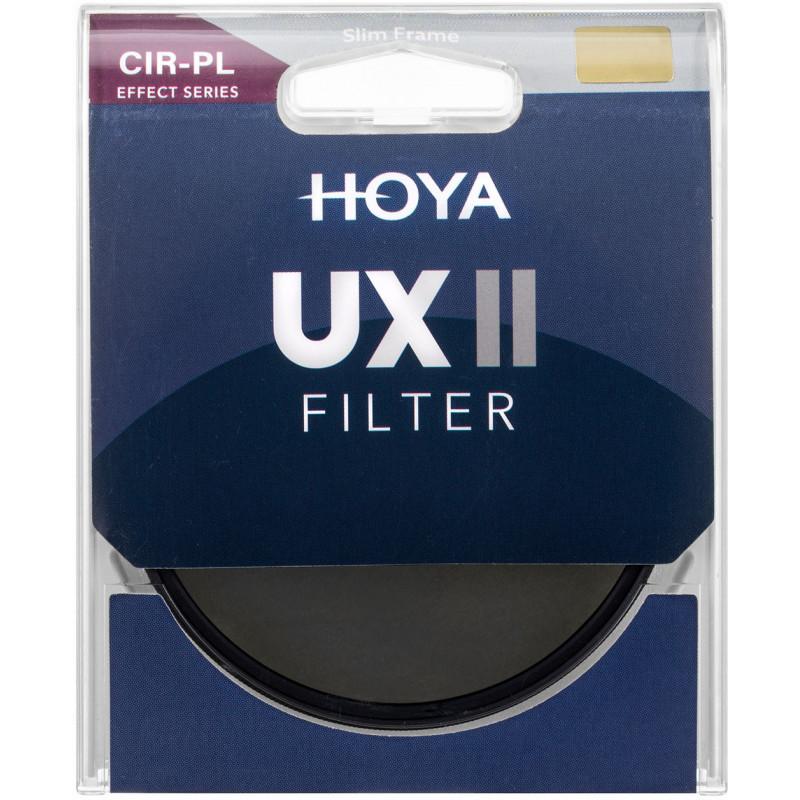 Hoya filter ringpolarisatsioon UX II 58mm