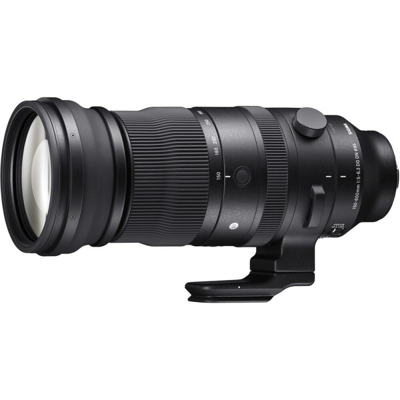 Sigma 150-600mm f/5-6.3 DG DN OS Sports objektiiv L-bajonett