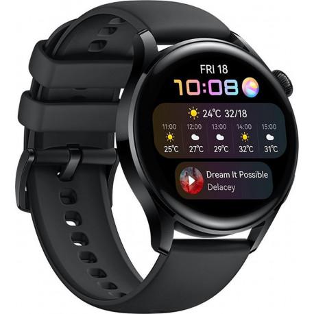 Huawei Watch 3 Active Edition, черный