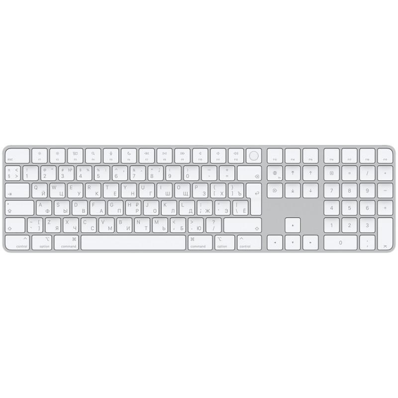Apple Magic Keyboard Touch ID Numeric RU