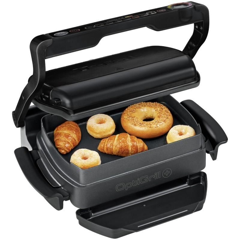 tefal gc 7148 optigrill snacking baking tabletop grills photopoint. Black Bedroom Furniture Sets. Home Design Ideas