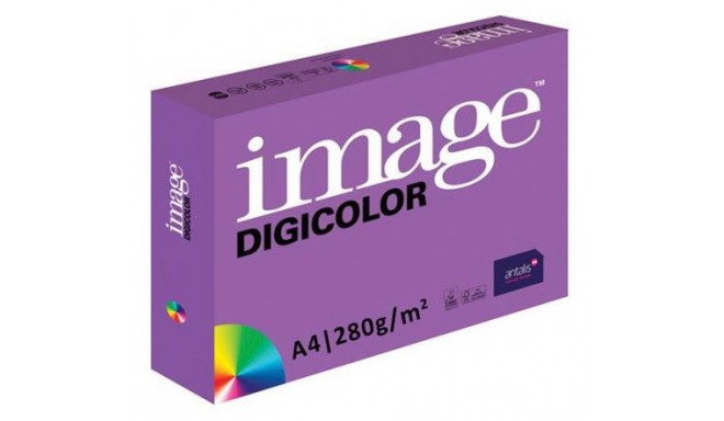 Image koopipaber Digicolor 280g A4 125 lehte