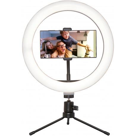 """Platinet кольцевой осветитель PMRL8 Vlog LED Desktop 8"""""""