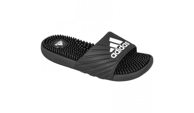 d3d7f61414b4 Flip flops for women adidas Adissage 2.0 Stripes W S78515 - Beach ...