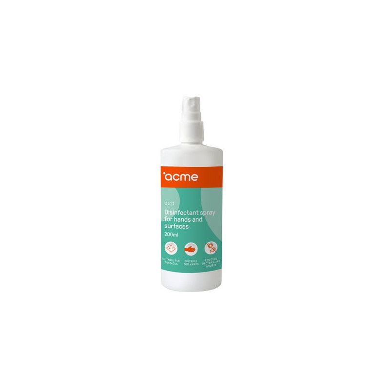 Acme desinftseerimisvahend Disinfectant Cleaning Spray CL11