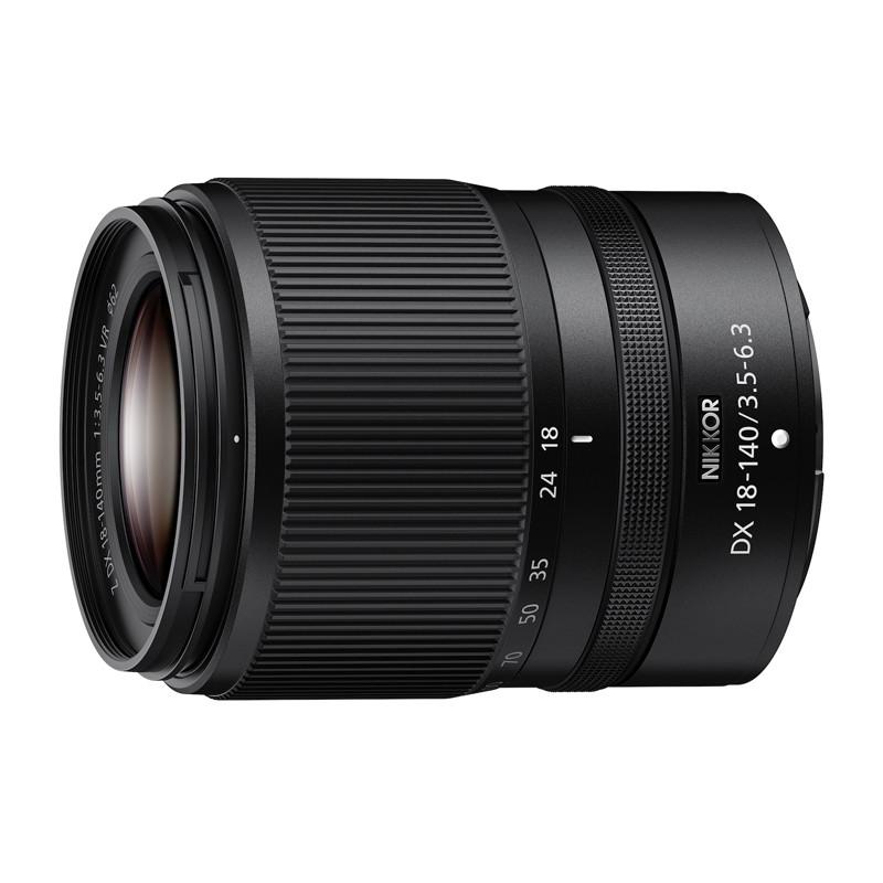 Nikon Nikkor Z DX 18-140mm f/3.5-6.3 VR objektiiv