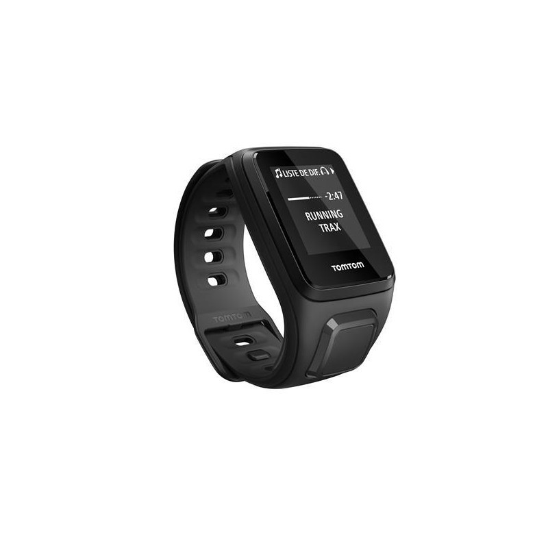 TomTom Spark Cardio + Music S, must