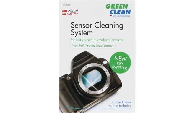 Green Clean Sensor Cleaning Kit SC-6200