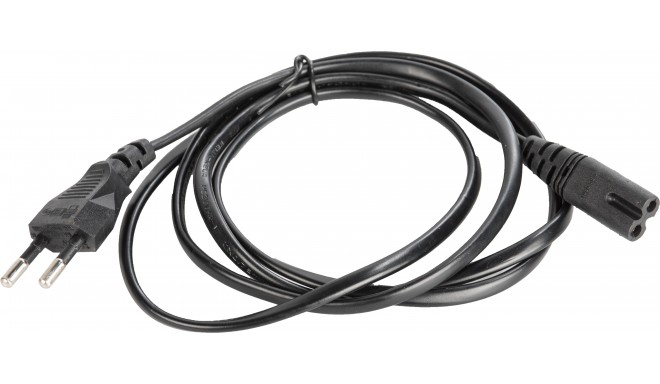 Omega barošanas kabelis Radio 2pin 1,5m (43669)