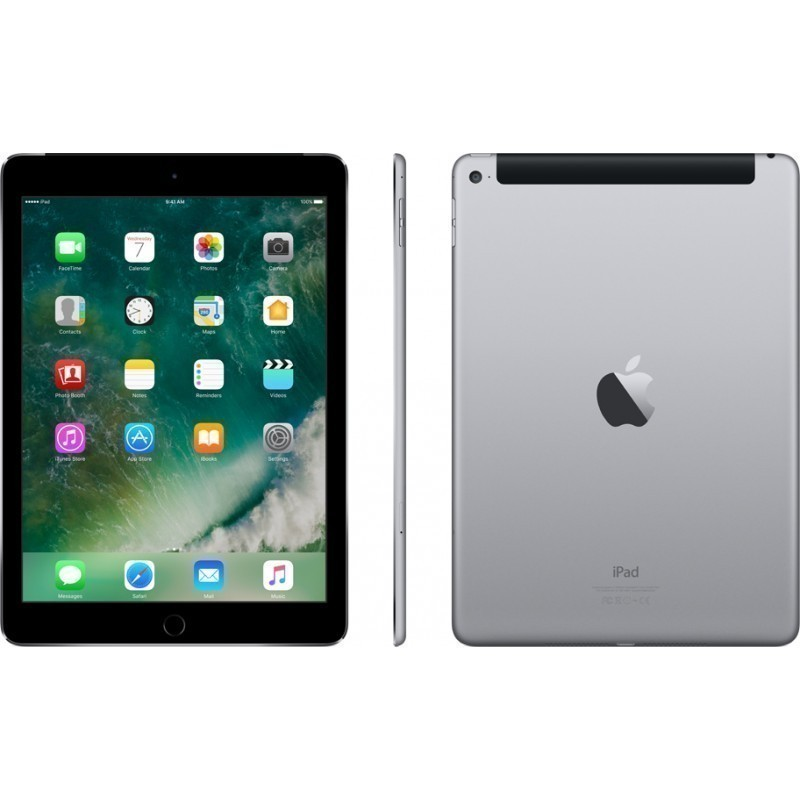 apple ipad air 2 16gb wifi 4g space grey tablets. Black Bedroom Furniture Sets. Home Design Ideas