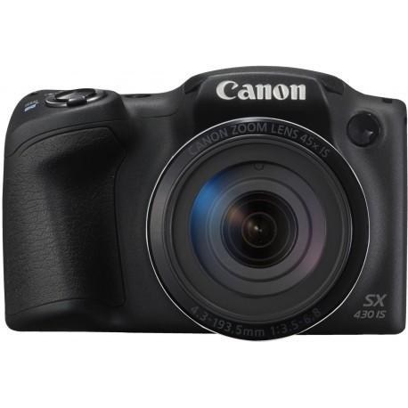 Canon PowerShot SX430 IS, черный