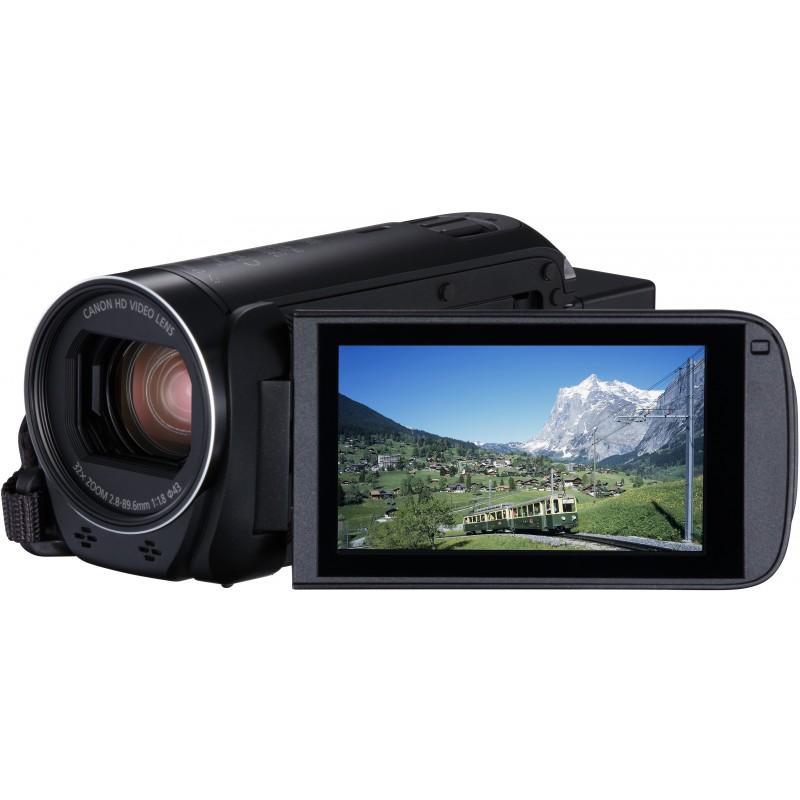 Canon Legria HF R86, must