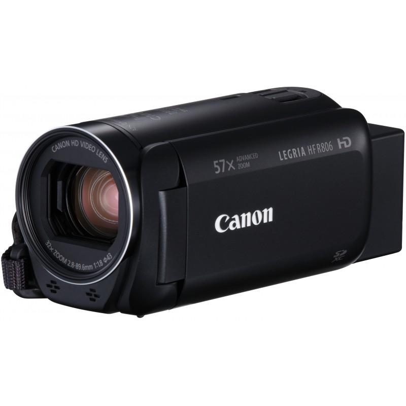 Canon Legria HF R806, black