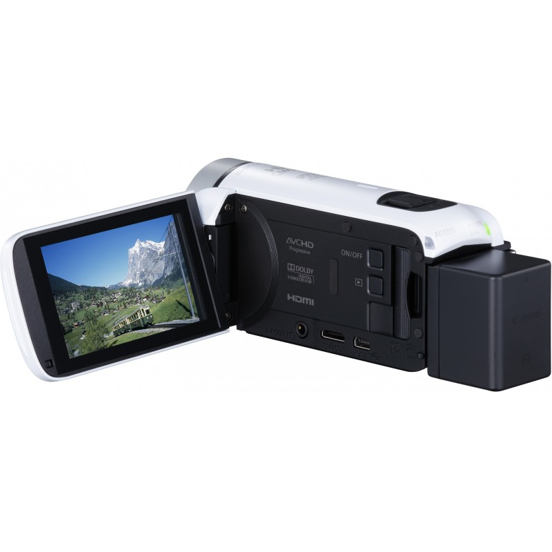 Canon Legria HF R806, valge