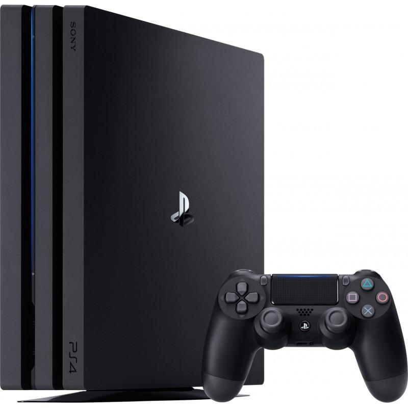 Sony PlayStation 4 Pro 1TB Jet Black