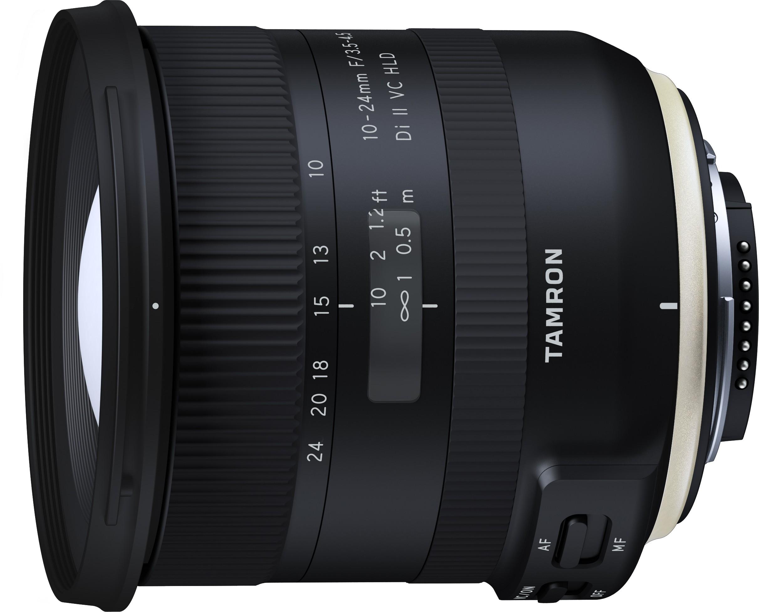 Tamron 10-24mm f/3.5-4.5 Di II VC HLD objektiiv N..