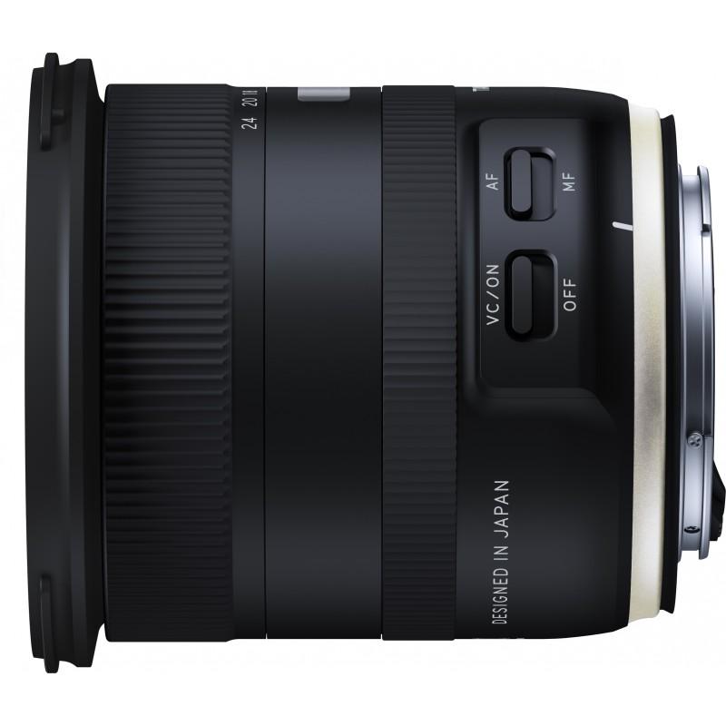 Tamron 10-24 f/3.5-4.5 Di II VC HLD objektiiv Canonile