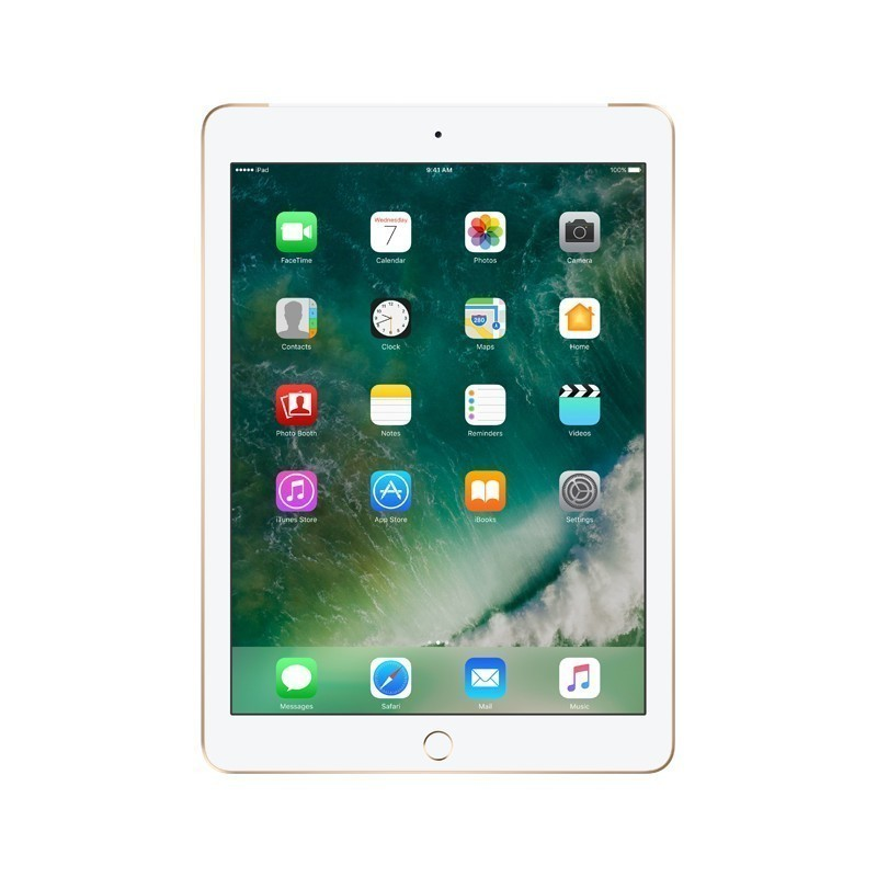 Apple iPad 32GB WiFi + 4G, gold