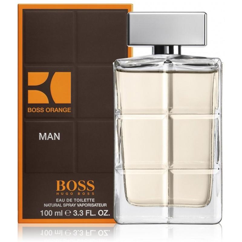 Hugo Boss Boss Orange Pour Homme Eau De Toilette 100 мл