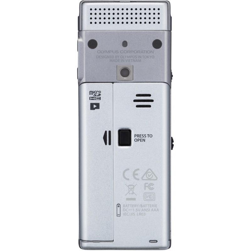 Olympus diktofon DM-720, hõbedane