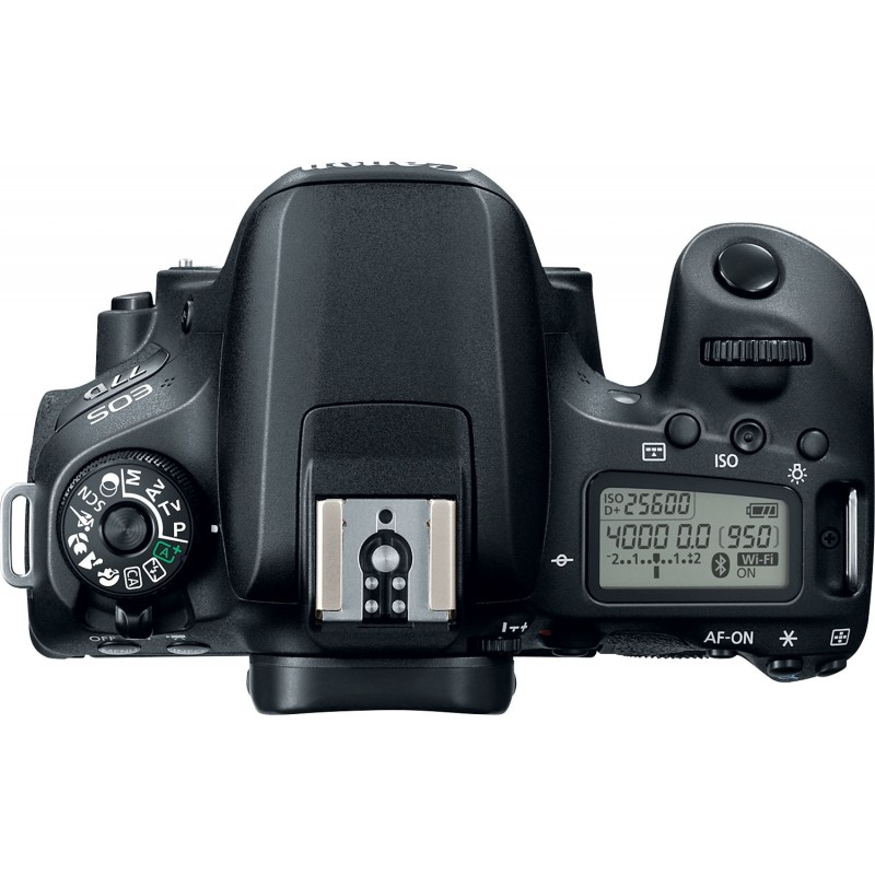 Canon EOS 77D + 18-55mm IS STM Kit