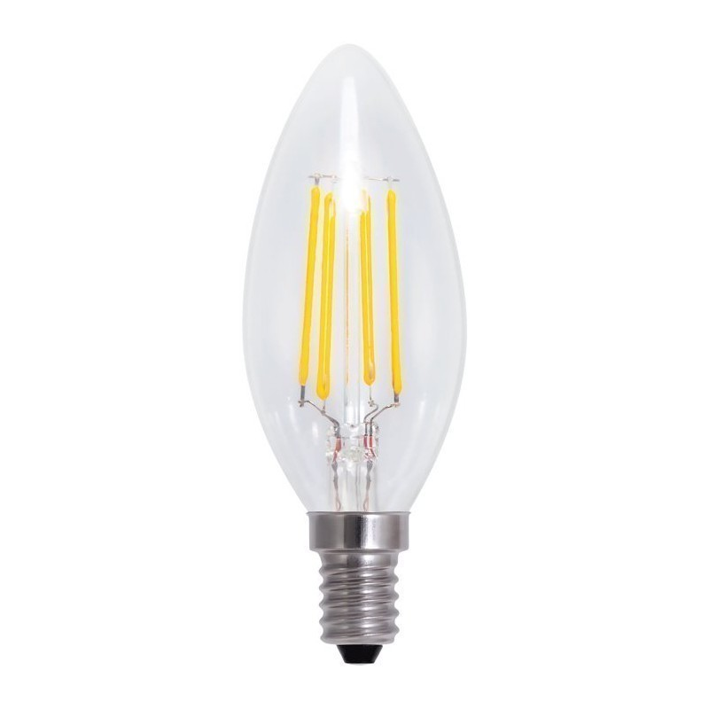 Omega LED lamp E14 4W 2800K Filament (43552)
