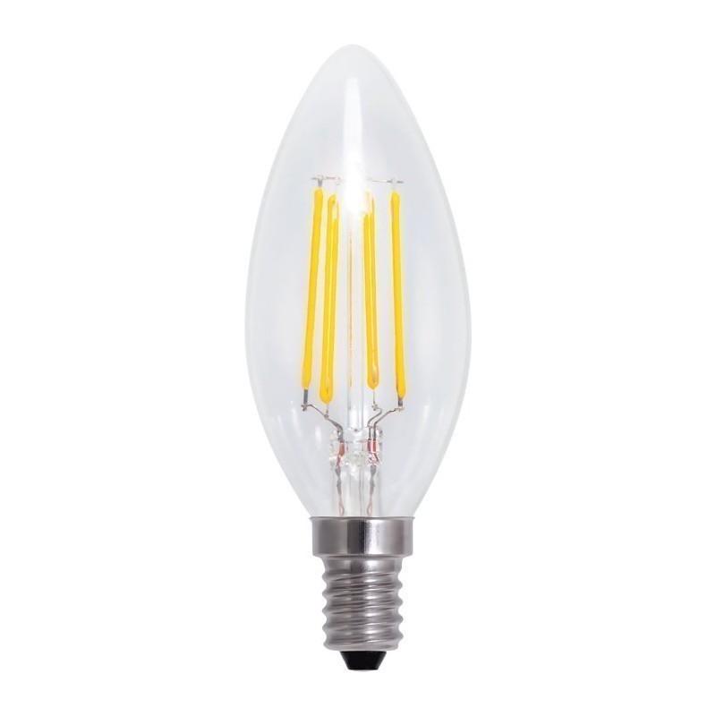 omega led lamp e14 4w 2800k filament 43552 led lamps. Black Bedroom Furniture Sets. Home Design Ideas