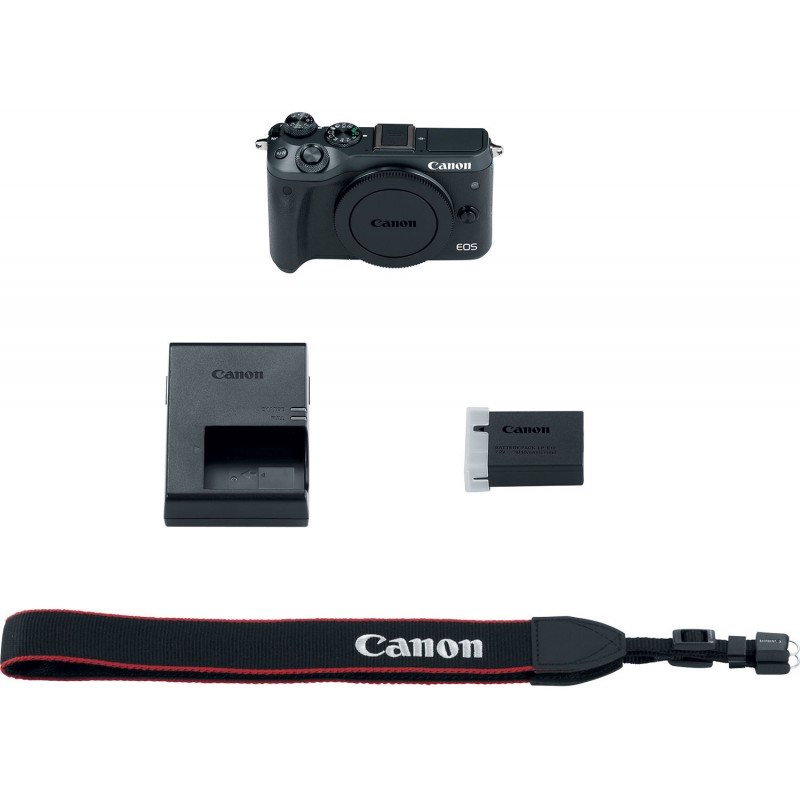 Canon EOS M6 kere, must