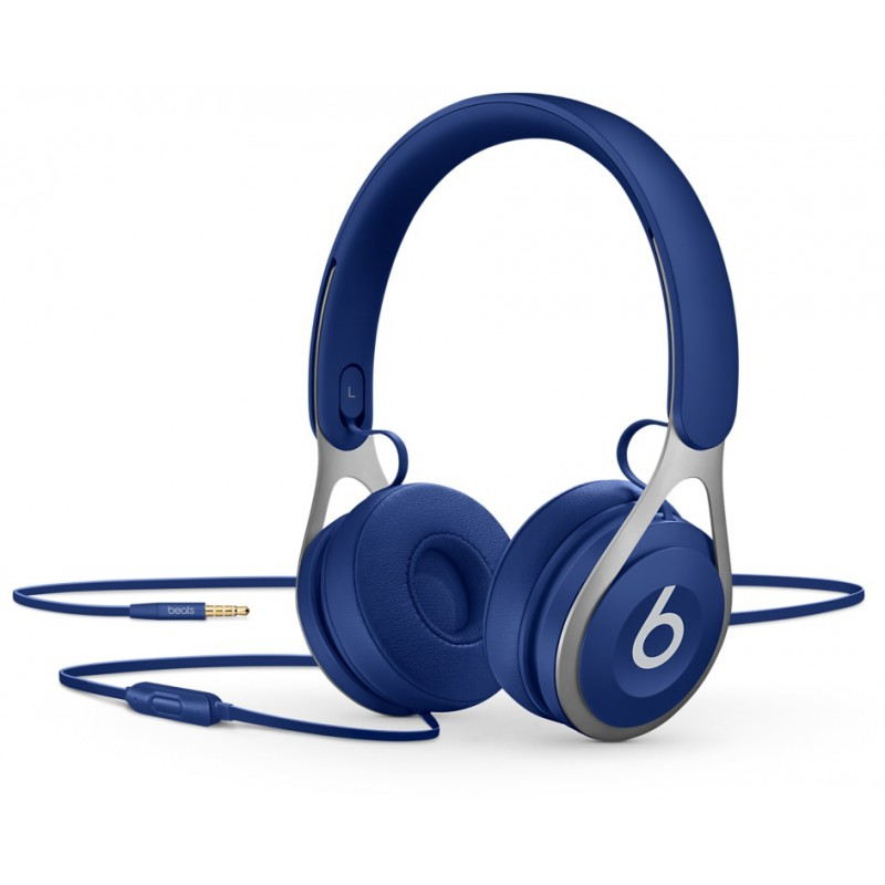 Beats наушники + микрофон EP, синий