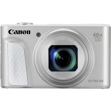 Canon Powershot SX730 HS, sudrabots