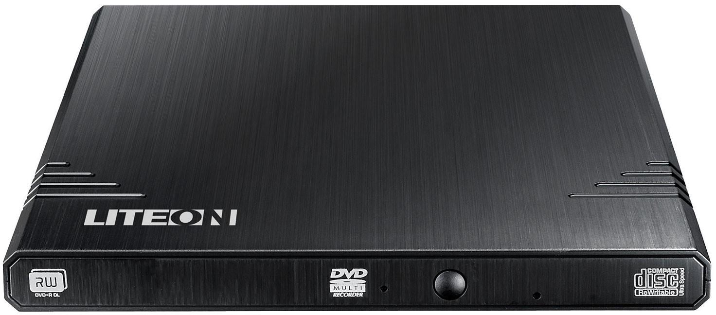Liteon väline DVD/CD kirjutaja Ext 8x USB, must ..