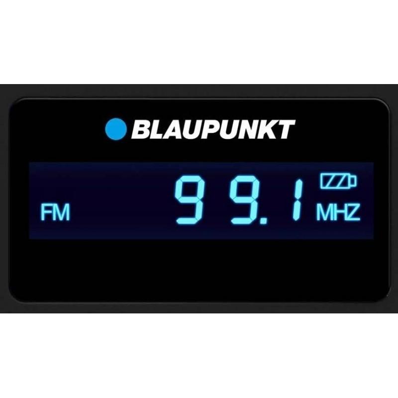 blaupunkt pocket radio pr5bl pll am fm usb microsd with battery blue radios photopoint. Black Bedroom Furniture Sets. Home Design Ideas