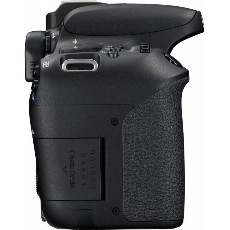 Canon EOS 77D + Tamron 18-200mm VC