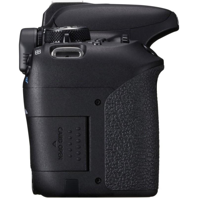 Canon EOS 800D + Tamron 16-300mm VC PZD