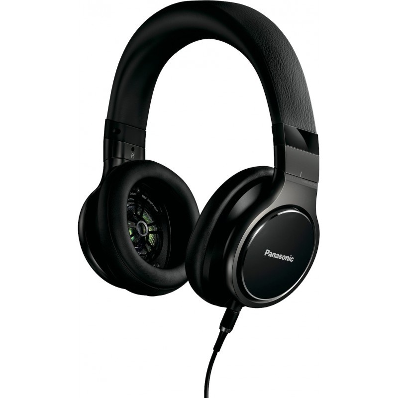Panasonic Headphones Rp Hd10e K Black Headphones