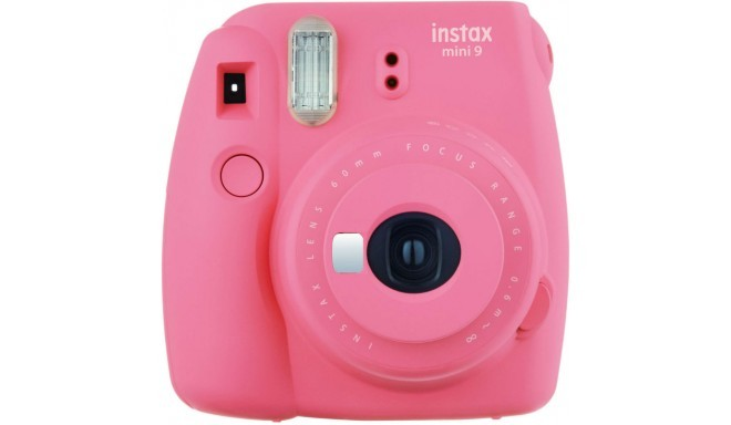Fujifilm Instax Mini 9, flamingo rose