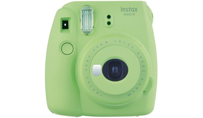 Fujifilm Instax Mini 9, laima zaļš