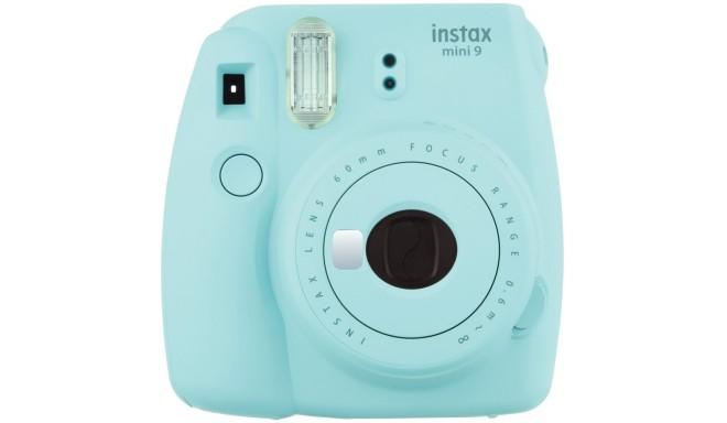 Fujifilm Instax Mini 9, ice blue + Instax Mini бумага