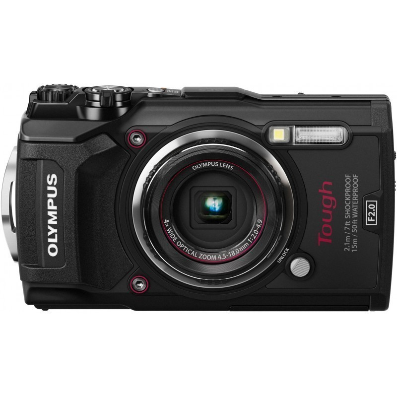 Olympus Tough TG-5, must