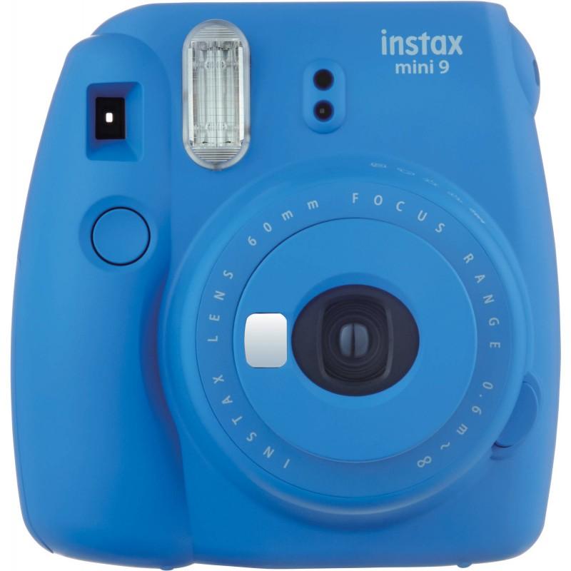 Fujifilm Instax Mini 9, cobalt blue
