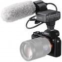 Sony a7S II + XLR-K2M microphone