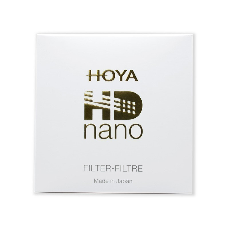 Hoya filter UV HD Nano 58mm