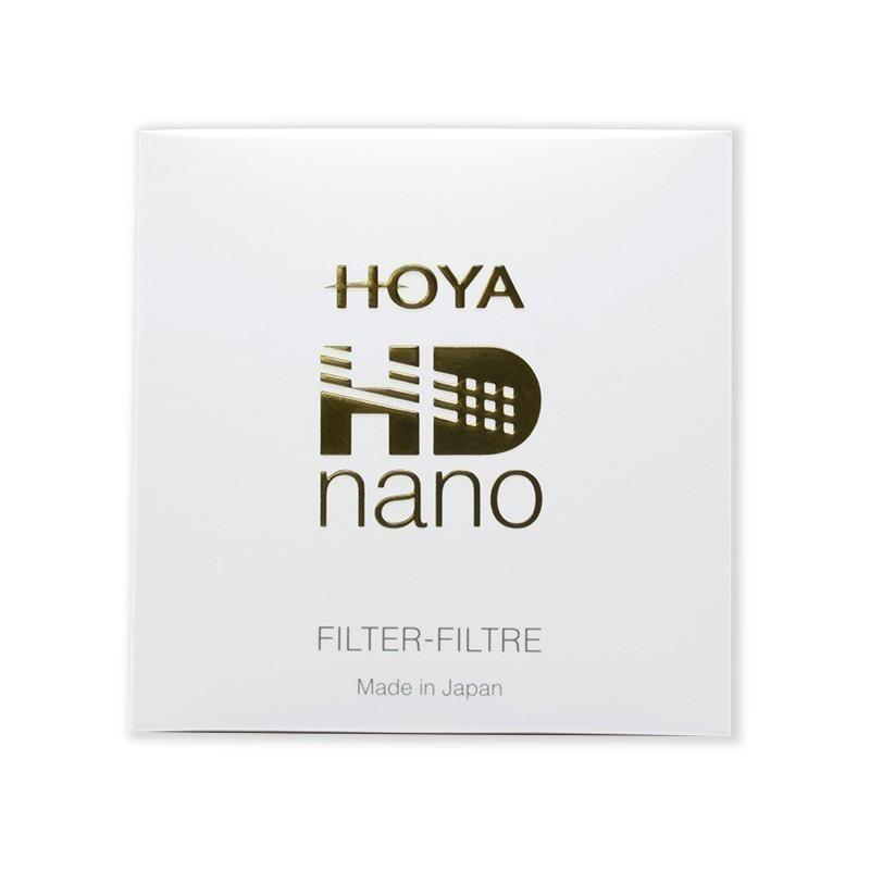 Hoya filter UV HD Nano 58mm